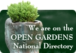 the Open Gardens National Directory